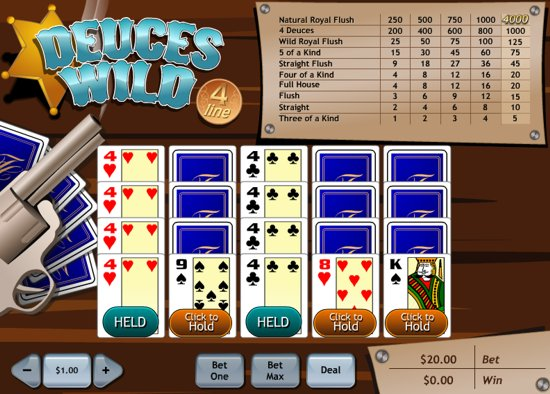 best online free slots poker 4 of a kind