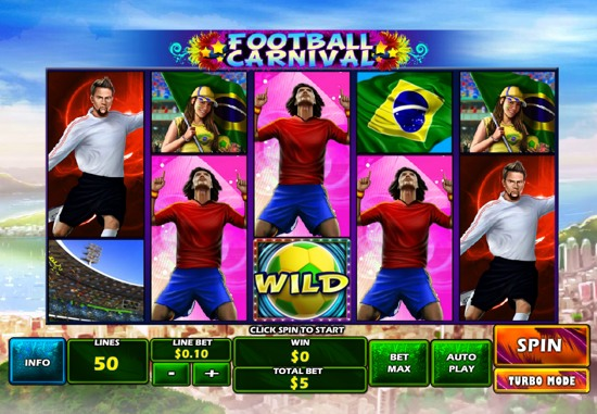 carnival in rio online slot machine
