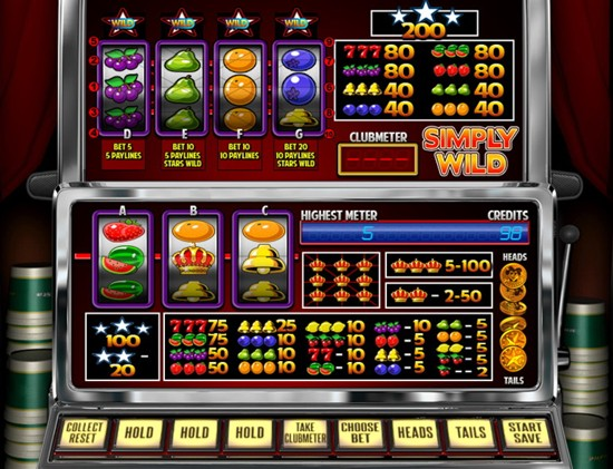 Simply Wild Slot - Play for Free Online with No Downloads