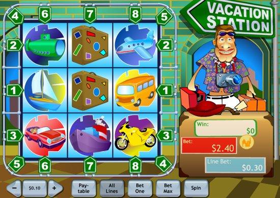 Free online 9 reel slots