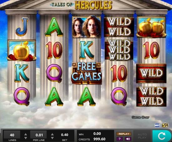 Spiele Tales Of Hercules - Video Slots Online